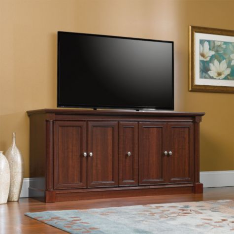 "Can support a TV up to 70"" and 95 lbs."