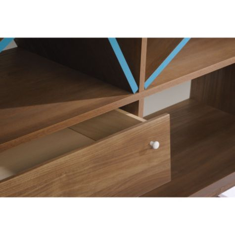 Drawer shown open