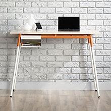 """Square1 Compact Student Desk - 41.5""""W, 8804589"""