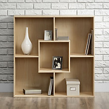 "Square1 Cubby Bookcase - 35""H, 8804590"