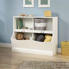"Storybook Cubby Bin Bookcase - 33""H, 8804595"