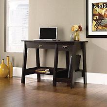 """Trestle Compact Computer Desk - 42.5""""W, 8804596"""