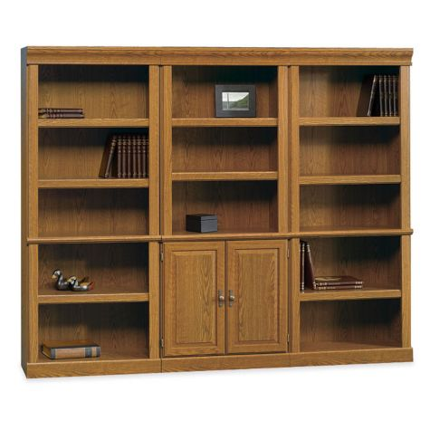 88 5 Quot W Sauder Orchard Hills Bookcase Wall
