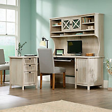 "Costa L-Desk with Hutch - 65""W, 8813550"
