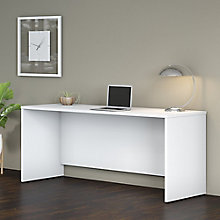 Bush Business Furniture Studio C 72W x 24D Credenza Desk, 8825647