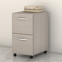 Bush Business Furniture Studio C 2 Drawer Mobile File Cabinet, 8825648