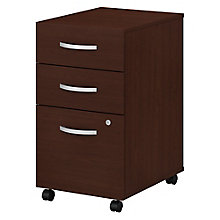 Bush Business Furniture Studio C 3 Drawer Mobile File Cabinet, 8825650