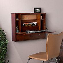 """Keating Wall Mount Laptop Desk - 26""""W, 8802752"""