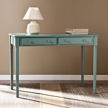 "Janice Two Drawer Writing Desk - 42.5""W, 8802697"