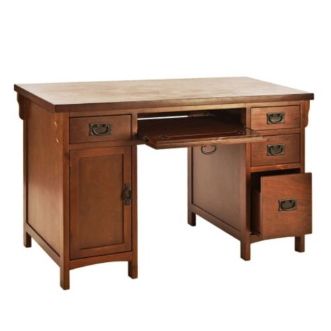 Shown in Brown Mahogany
