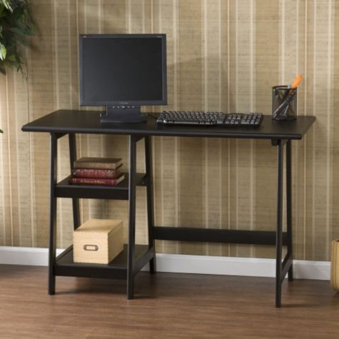 Black Shown in a Room Setting
