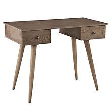 """Leo Slim Angled Leg Desk - 38""""W, 8802763"""