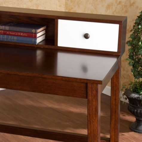 Close Up of Drawer and Storage