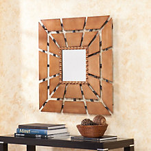 "Square Burst Decorative Mirror - 31.5""H x 31.5""W, 8802780"