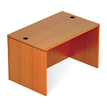 "Compact Desk Shell - 48""W x 30""D, 8804680"