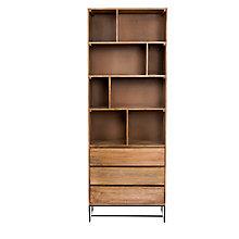 Colvin Shelf W/Drawers, 8809414