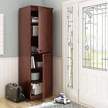 """Morgan 72""""H Narrow Storage Cabinet, SSF-10990"""