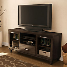 Contemporary Flat Panel TV Stand, SSF-4909662