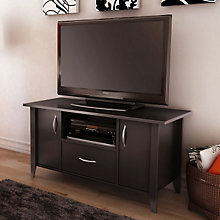 Chocolate Finish TV Stand, SSF-4959-661
