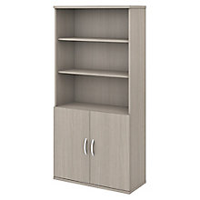5 Shelf Bookcase 36W , 8825659