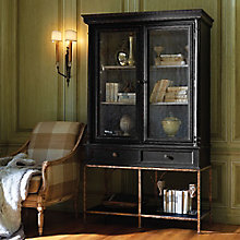 "Arrondissement Display Cabinet - 48""W, 8804782"