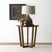 Santa Clara Round End Table, 8804807