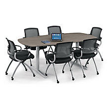 "T-Leg Conference Table - 94""W, 8802336"