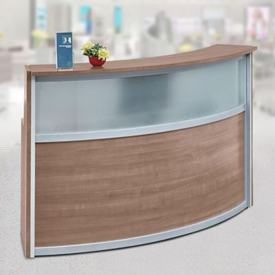 Modern Salon Reception Desks for Design-Forward Stylists