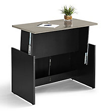 "Via Adjustable Height Desk - 48""W, 8823098"
