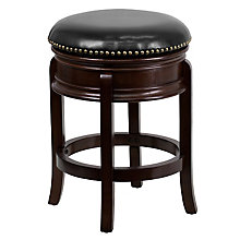 wood counter bar height stool, 8812477