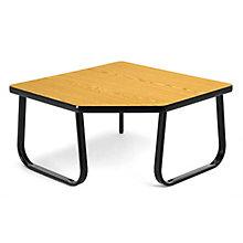 Corner Table w/Sled Base, 8812926