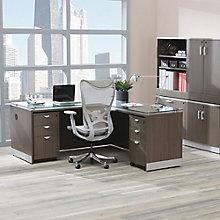 Esquire L-Desk Office Set, 8828589
