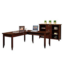 Tribeca Loft Cherry Office Grouping, OFG-DS1075