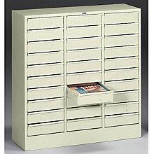 Letter Size 30-Drawer Cabinet, 8804078