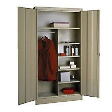 "36""W x 18""D x 72""H Combination Storage Cabinet, 8827675"
