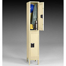 Double Tier Locker Unit, TES-DTS-121536-1