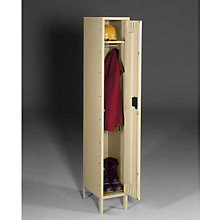 Single Tier Locker Unit, TES-STS-121572-1