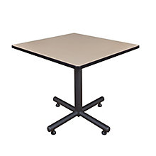 "42"" Sq Breakroom Table- Beige, 8821890"