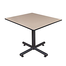 "48"" Sq Breakroom Table- Beige, 8821900"