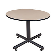"48"" Rd Breakroom Table- Beige, 8821905"