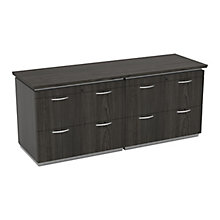 "Double Lateral File Storage Credenza - 72""W x 24""D, 8828066"