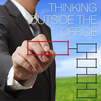 Thinking Outside the Office