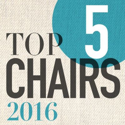 Top 5 Guest Chairs of 2016
