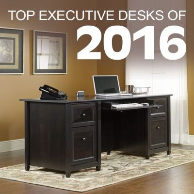 Top Executive Desks of 2016