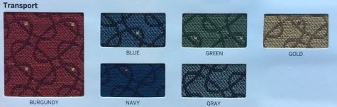 Transport Fabric options