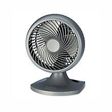 Holmes Three-Speed Oscillating Desk Fan, UNE-HLSHAOF90UC