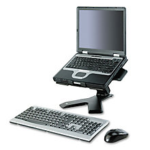 Easy Adjust Laptop Riser Stand, UNE-MMMLX600MB