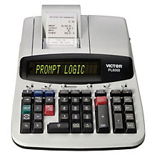 Desktop Calculator with 14-Digit Backlit Display, UNE-VCTPL8000