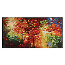Bright Foliage - Canvas Wall Art, 8801866