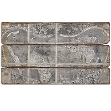 Map Of The City - Wall Art, 8801869